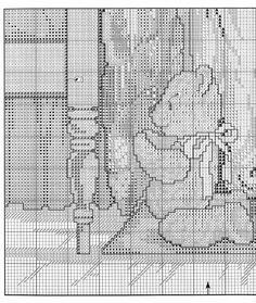 praying boy with teddy