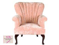 Salcott Upholstered                                Chair