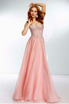 2014 Prom Dresses A Line Sweetheart Floor Length Chiffon Under 200 USD 159.99 LDPD2YSRSA - LovingDresses.com