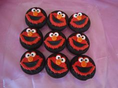 Elmo Birthday Party Ideas | Photo 2 of 24 | Catch My Party