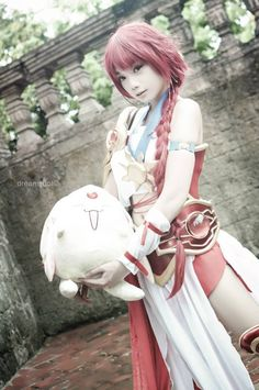 Shidou Hikaru | Magic Knight Rayearth #cosplay #anime