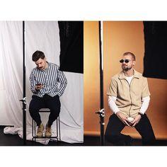 Nicklas & Kristian perfektionere no look finten Blazer, Jackets, Men, Instagram, Fashion, Down Jackets, Moda, Fashion Styles, Blazers
