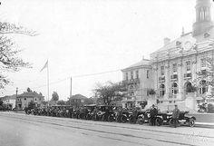Berkeley California, California Usa, East Bay Area, Historical Photos, Roads, Motors, Vintage Photos, Police, San Francisco