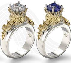 #thistlering #engagementring #silverring #goldring #diamondrings #weddingday #weddingrings #scottish  #scottishthistlering #luckenbooth #burdock  #hartring #amethystring #scotland #scott #floral #gift  Free shipping @ Michaelmjewelry.com