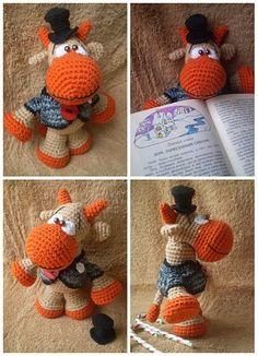 Amigurumi 2 on Pinterest | Amigurumi, Amigurumi Patterns and Crochet