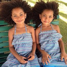 Cute Twins, Cute Babies, Baby Kids, Twin Babies, Beautiful Black Babies, Beautiful Children, Beautiful Family, Beautiful Images, Pretty Baby
