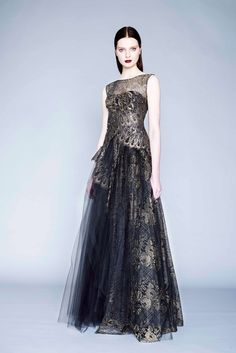 Marchesa Notte Fall 2015 Ready-to-Wear - Collection - Gallery - Style.com