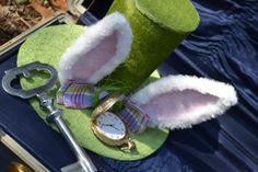 Alice in Wonderland party props