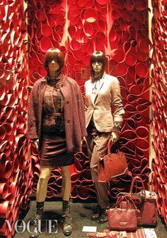 vetrine Donne Vincenti Alba Autunno-Inverno 2012-2013 #fashion #window #donneVincenti