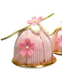 桜のモンブラン