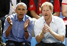 Prince Harry Hanging With Obama And Biden At Invictus Games Will Warm Your Heart | HuffPost
