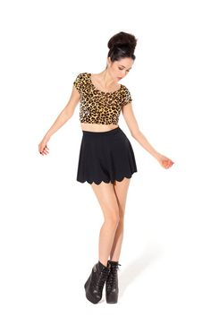 The Awesome Shorties › Black Milk Clothing
