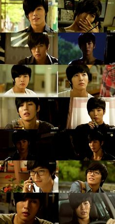 no min woo...My Girlfriend is a Gumiho. Am I the only person who thinks he's perfect looking in this movie? It's almost unreal.