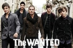 The Wanted (Band)   SGD$12.90