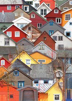 vauxvintage:        Voss, Norway