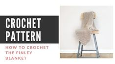 How to Change Yarn in Crochet - Easy Crochet Picot Crochet, Quick Crochet, Crochet Basics, Crochet Stitches, Crochet Baby, Simple Crochet, Beginner Crochet, Crochet Tutorials, Free Crochet