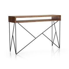Dixon Console Table | Crate and Barrel 48x32x12 for $399