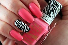 Barry M Limited Edition Summer Bright Nail Paint Polishes - Swatches