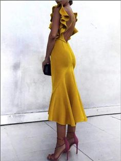 Elegant Dresses, Pretty Dresses, Sexy Dresses, Beautiful Dresses, Fashion Dresses, Formal Dresses, Nude Outfits, Sexy Outfits, Chic Outfits