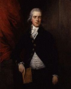 William Grenville, 1st Baron Grenville  by Gainsborough Dupont, 1790