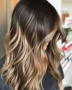 It is not necessary to go super light girls you can be brunette and looks amazing and beautiful it's important quality of hair if your hair…