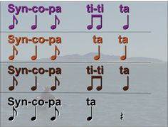 Canoe Song - Great for teaching syncopation. This is a great PowerPoint but I think I'll do the same thing but make it Smart friendly. Also a super song paired with Land of the Silver Birch :-)