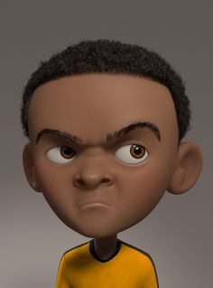 ArtStation - Afrokid, David Vercher