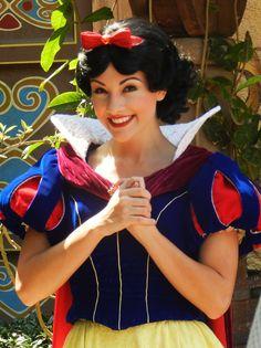 Snow White ~ March 2015 (Photo by Karleigh Mastrianna)
