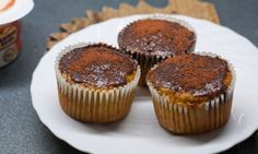 Mrkvové muffinky