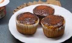 Mrkvov� muffinky