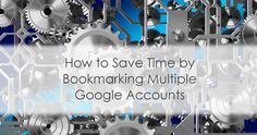 How to Save Time by Bookmarking Multiple Google Accounts | Out of the Office Blog  http://oofva.com/blog/save-time-bookmarking-multiple-google-accounts/    Already using Google for work? For multiple clients? For home? It's a pain switching back and forth between accounts. Here's how to set up bookmarks to take you directly to the different Google accounts, including Gmail, Google Calendar, Google Drive, Google Photos and Google+.    #bookmark #google #techtip #oofva