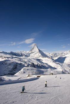 Zermatt, cel mai bun ski resort din Alpi, și un premiu pe măsură