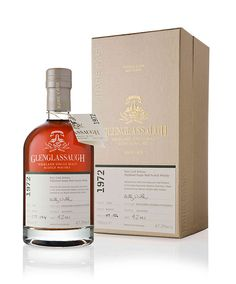 Glenglassaugh 1972 cask # 2125 / 42 years old / Massandra Madeira Puncheon / 47.3% vol