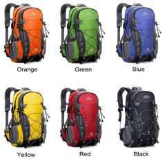 Just US$30.04, buy LOCAL LION 24L Water Resistant Nylon Trekking Backpack online shopping at GearBest.com Mobile.