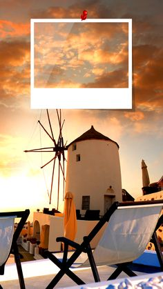 ↑↑TAP AND GET THE FREE APP! Lockscreens Art Creative Travel Vacation Sky Clouds Tower Molen Chill Mill HD iPhone 6 Plus Lock Screen