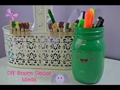 DIY ROOM DECOR- Easy and Inexpensive Ideas