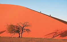 Namibia: the land God made in anger