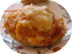Patatas rellenas de longaniza