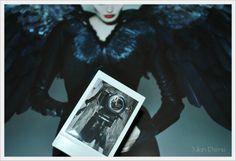 #maleficent #instax #instaxmini8 #fujifilm