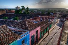 Spend a day in Trinidad. | 18 Things To See And Do In Cuba