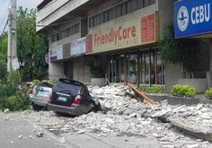 The death toll from a earthquake that struck the central Philippine island of Bohol on Tuesday rose to as rescuers struggled to reach patients in a collapsed hospital. Centuries-old stone churches crumbled and wide areas were without power. Philippines Earthquake, Latest International News, See World, Bohol, Old Stone, Interesting News, Cebu, The Life, Things To Know