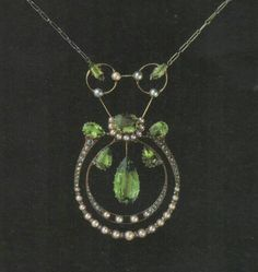 beautiful Archibald Knox pendant