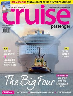 Winter edition of Cruise Passenger magazine 2016 is out now!