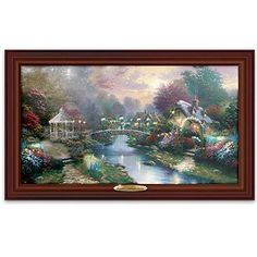 9 Best Thomas Kinkade Crosses And Stained Glass Images On