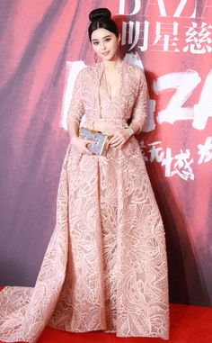 Fan Bingbing from The Best of the Red Carpet | E! Online