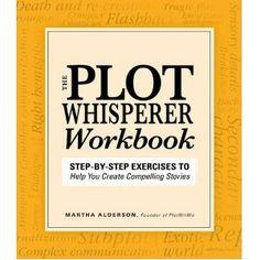 """""""Big thanks to @plotwhisperer for her Plot Whisperer Workbook! Hope it makes writing 2nd novel more efficient."""" (From Twitter)"""