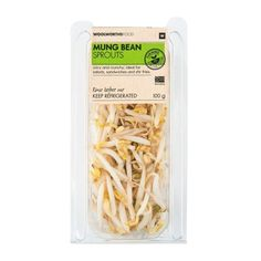 Mung Bean Sprouts 100g Mung Bean, Bean Sprouts, Vegetable Salad, Going Vegan, Fries, Salads, Beans, Vegetables, Healthy