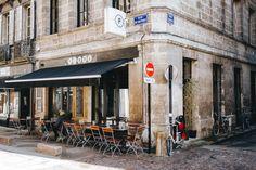 Escape from Bordeaux to San Sebastian | 1 Carnet 2 Notes