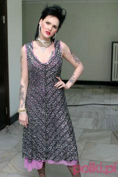 Agnieszka Chylińska Polish, Dresses, Fashion, Vestidos, Moda, Vitreous Enamel, Fashion Styles, Dress, Fashion Illustrations