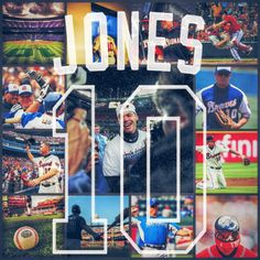 The LEGEND, Chipper Jones!